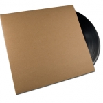 NEW PRODUCT: Blank Recycled Vinyl Record Jackets ONLY 89¢ each!