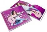 CD Jewel Case - Booklet