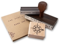 Eco-Sleeves + Disc Duplication + Rubber Stamps