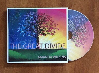 Featured CD Duplication Release: The Great Divide by Amanda WIlkins