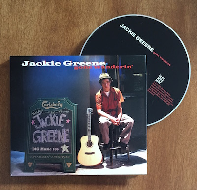 Featured CD Duplication Release: Gone Wanderin' by Jackie Greene